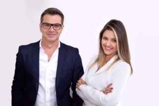 Renato e Marina Caminha